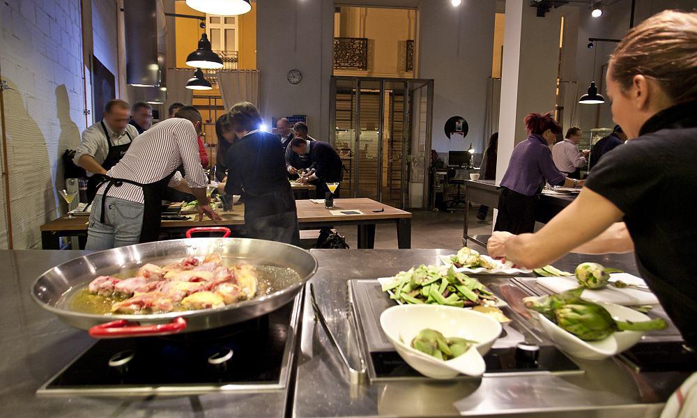 Curso de cocina meditarr nea para empresas o grupos valencia gu as - Curso cocina valencia ...