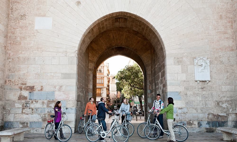 Bike Tours Through Valencia